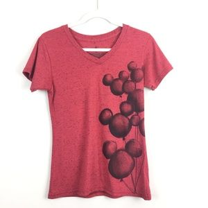 Disney Mickey Mouse Balloon Print Tee